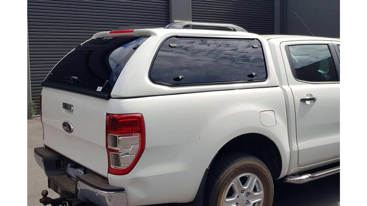Ford Deluxe Sport Canopy