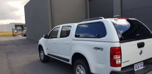 Holden Colorado Canopy Delux Sport Canopy