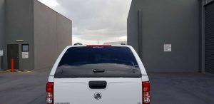 Holden Colorado Canopy Delux Sport