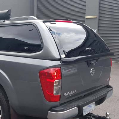 Delux 4x4 Sport Canopy