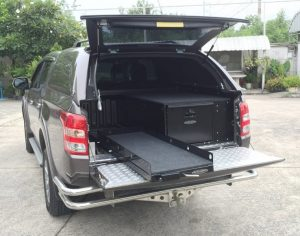 Half-Slide-Single-asteel-Drawer Systems-250mm