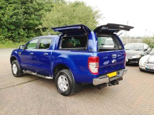 Ford Ranger Canopy – Workstyle Avenger Canopy