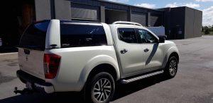 Nissan navara wprkstyle canopy - Delux4x4