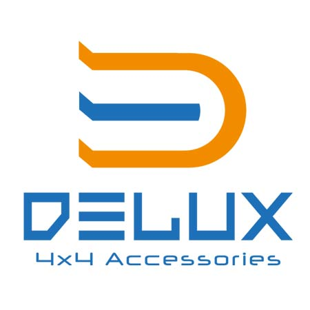 Delux 4x4 Our story page logo
