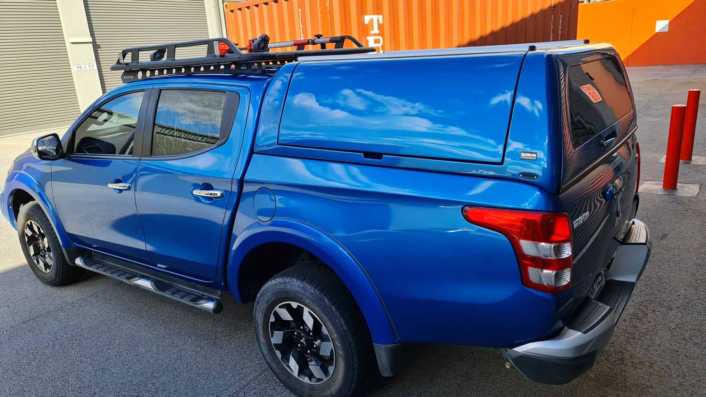 Force Pro Canopy - MQ Triton D23 Blue