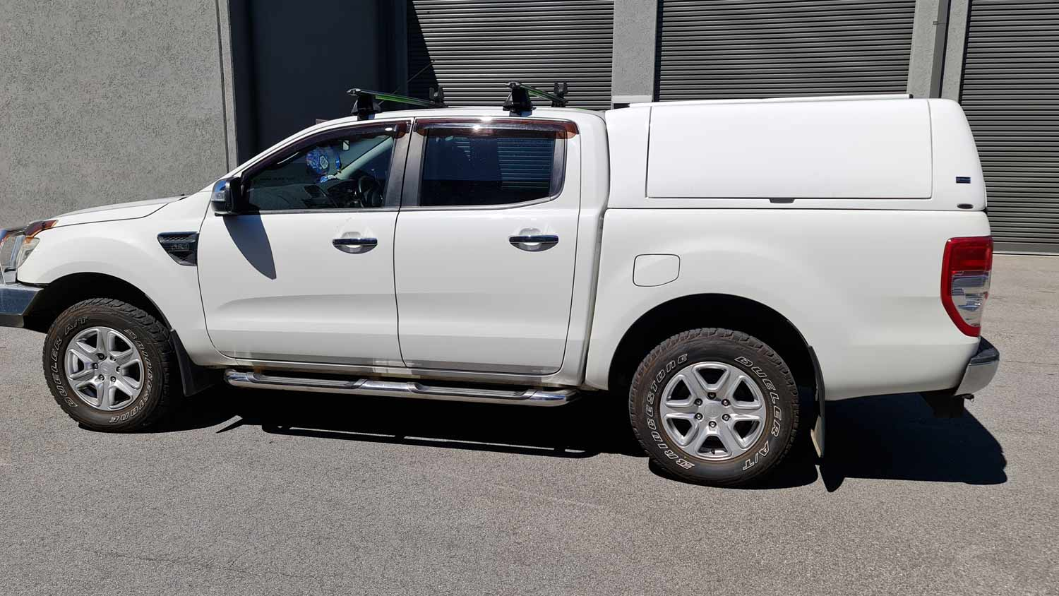 Force Pro Canopy on Ford Ranger 2016 - delux 3x4 - image 2