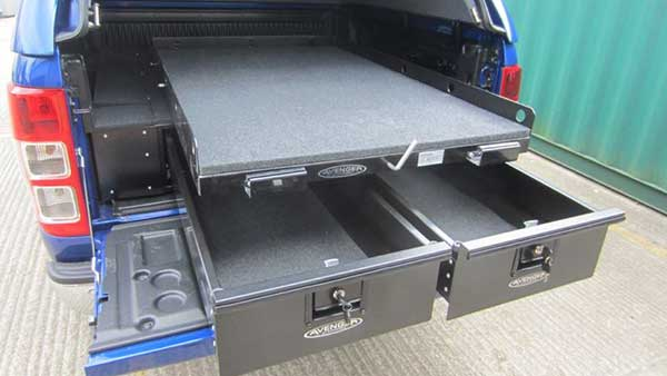 Drawer Systems - By Delux 4x4 Accessories